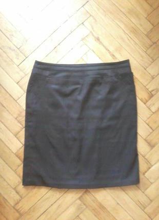 Офисная деловая юбка! цена 35 грн!