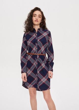 Акция платье с поясом