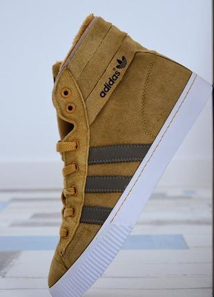 Зимние кроссовки adidas aditennis❄☃