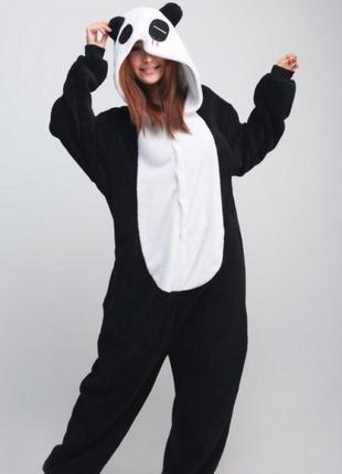 Кигуруми панда s, m