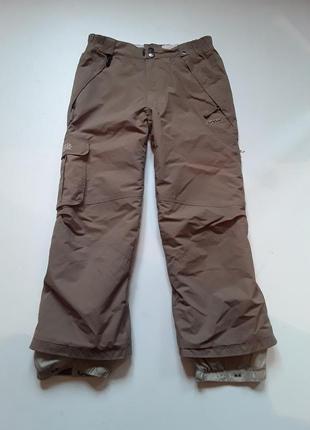 Лыжные штаны на поростка