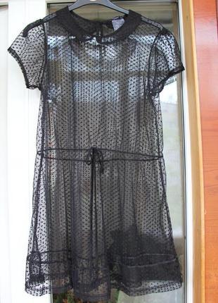 Накидка на платье, купальник,