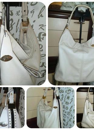 Gussaci итальянская практичная сумка