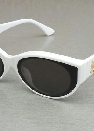 Gentle monster очки женские солнцезащитные белые