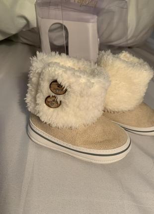 Зимові дитячі сапожки від турецького виробника