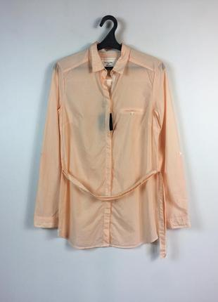 Рубашка massimo dutti / 38