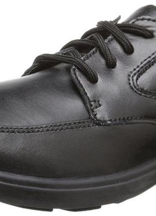 Кожаные туфли hush puppies, размер 11us