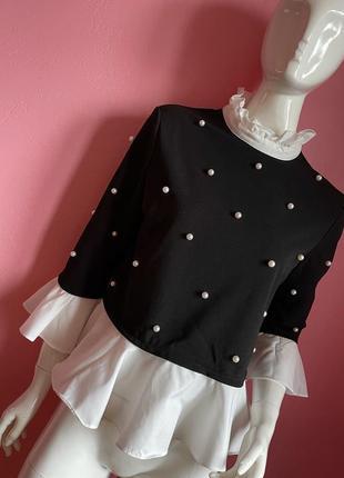 Кофта блузка2 фото