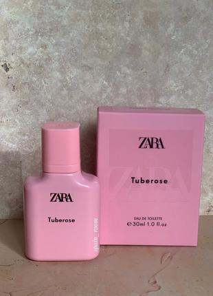 Духи zara tuberose 30мл/парфуми /духи зара/туалетная вода /туалетна вода