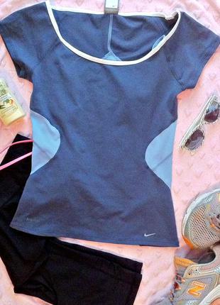 Спортивная футболка для тренировок nike fit dry