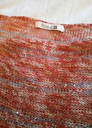 Летний свитер