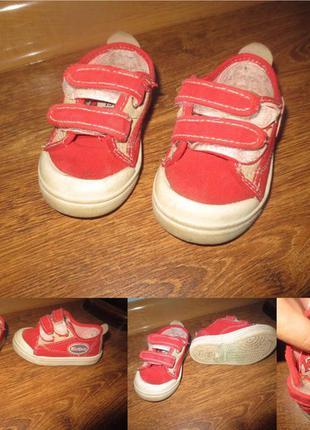 Кроссовки кеды kickers 20 размер