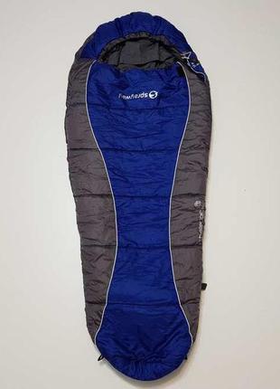 Спальный мешок challenger 350 midi sprayway, детский, очень теплый, как новый!