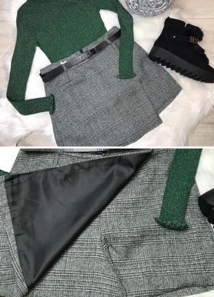 Юбка-шорты юбка шорты
