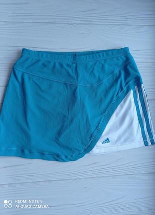 Юбка-шорты adidas 9-10лет 140см