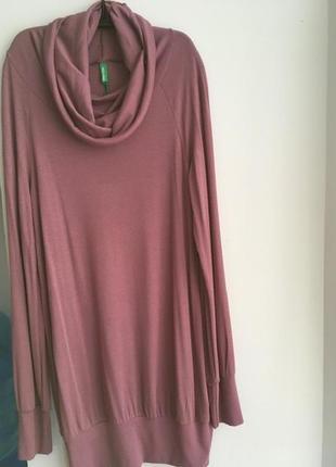 Платье туника benetton