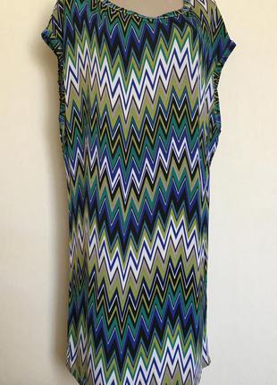 Доступно - платье-туника *northland* 18/20 р.