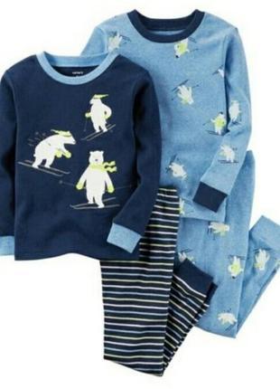 Пижама картерс 2т