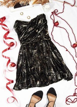 Коктейльное платье бархатное, нарядное платье с открытыми плечами, вечернее платье, сукня