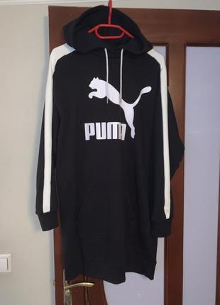 Платье туника puma оригинал