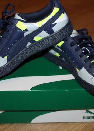 ... Кеди puma basket classic graphic fashion sneaker3 ... f50406b7c613e