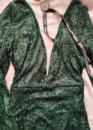 Вечернее платье pretty little thing4 фото