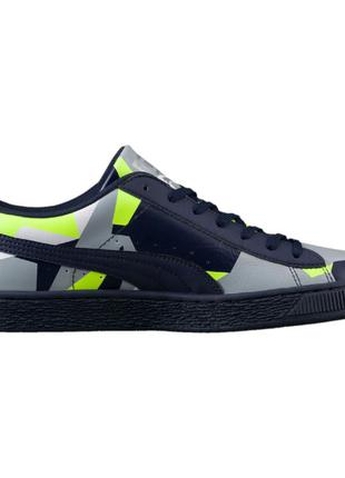 Кеди puma basket classic graphic fashion sneaker