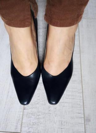 Туфли кожабаза люкс бренд