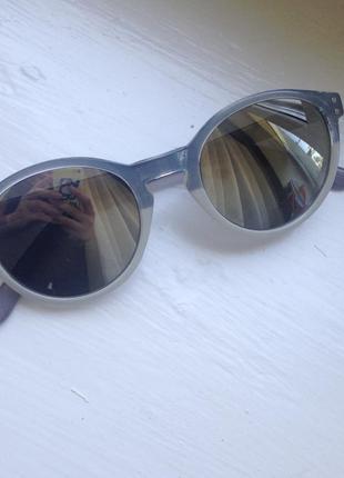 Стеклянные солнцезащитные очки