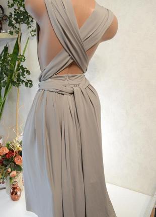 Платье коктейльное в греческом стиле london, вещи в распродаже! торг на все!