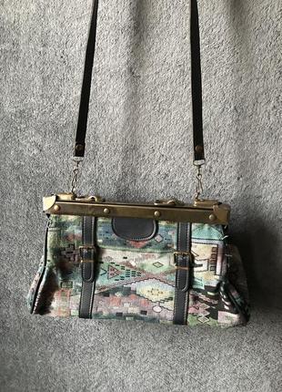 Винтажная сумка сумочка ридикюль