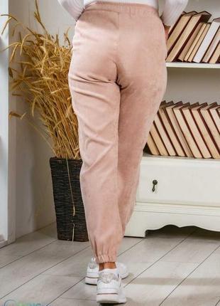 Джоггеры, штаны вельвет3 фото