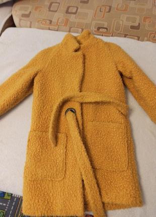 Пальто р 146 reserved . новое