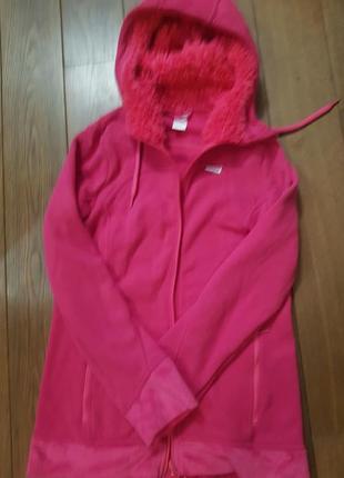 Олимпийка кофта парка куртка