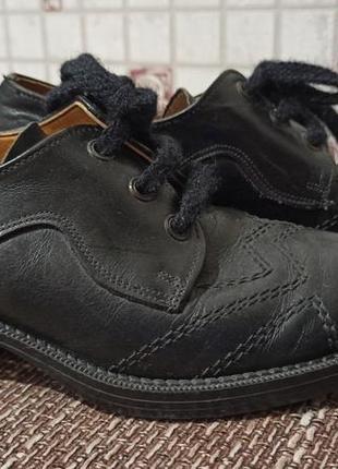 Кожаные туфли для танцев2 фото