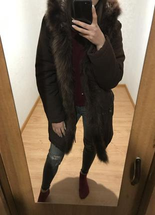 Парка куртка