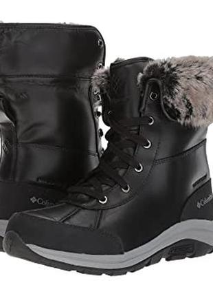 Сапоги,ботинки влагостойкие, самые теплые columbia(оригинал) 35-36 р.