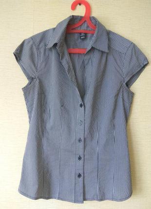 Офисная рубашка h&m размер 36