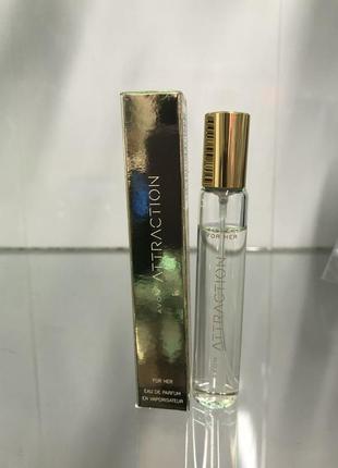 Женская парфюмерная вода attraction 10 ml