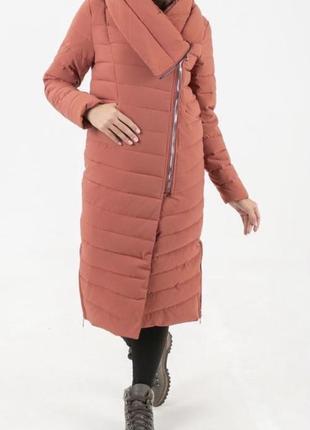 Пальто зимнее куртка пуховик