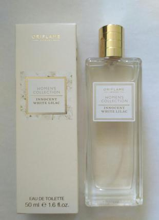 Туалетная вода oriflame innocent white lilac