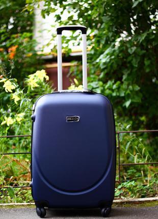 Lux качество 100% оригинал! малый чемодан синий доставка бесплатно валіза