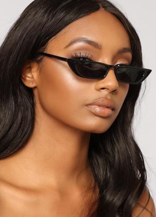 Модні очки cat eyes  _дуже цікаві та стильні!!