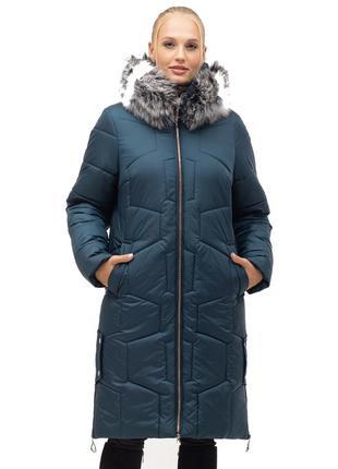 Женский модныйпуховик. размеры 48- 62