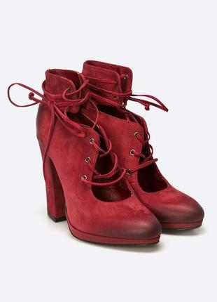 Ботильйоны, туфли