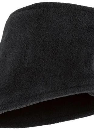 Фирменный флисовый новый шарф, бафф crivit на липучке