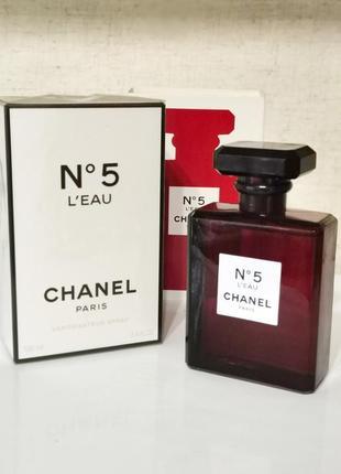 Оригинал 🔹100 ml chanel n5 l'eau, женские духи