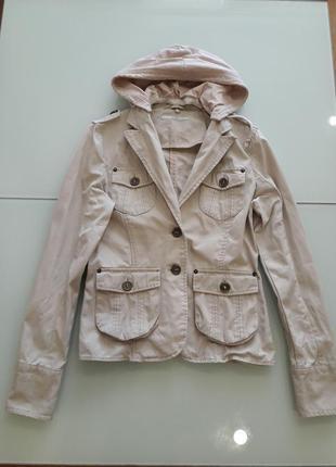 Куртка парка xanaka италия новая коллекция будь модной!