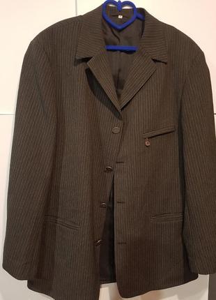 Стильный, базовый пиджак , linea due
