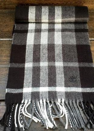 Timberland. мужской шарф италия. шерстяной шарф. кашемировый шарф.